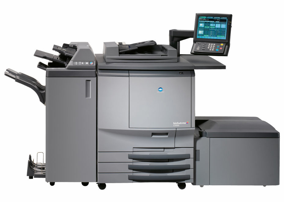 Production Print Systems